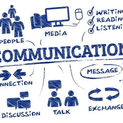STAGES IN THE HISTORY OF HUMAN COMMUNICATION  timeline