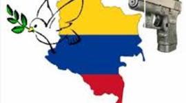 Linea de Tiempo del Conflicto Armado en Colombia timeline