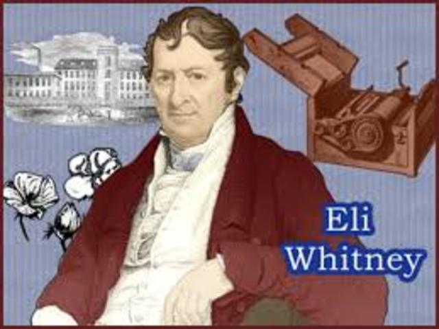 Eli Whitney & Simeon North