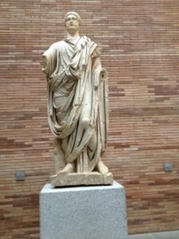 the Roman Empire and the Gothic Kingdom
