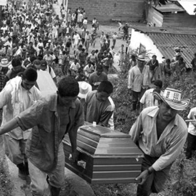 Orígenes del conflicto armado en Colombia timeline