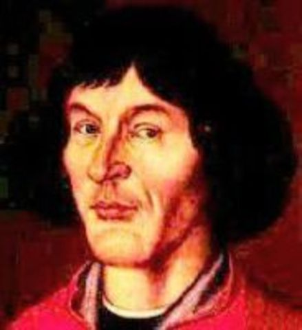 Nicolas Copernicus is born.