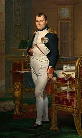 Escuela politécnica de parís. 1794 Napoleón Bonaparte