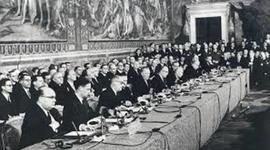 Οι σημαντικότεροι σταθμοί στην ιστορία της Ευρωπαϊκής Ένωσης timeline