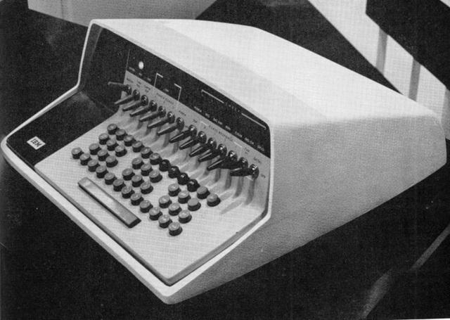 Ibm 610 auto-point computer