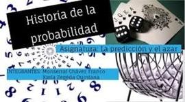 HISTORIA DE LA PROBABILIDAD timeline
