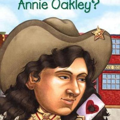 Annie Oakley By Hailey Hofer timeline