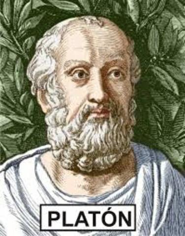 Platón  (427 -347 a.c)