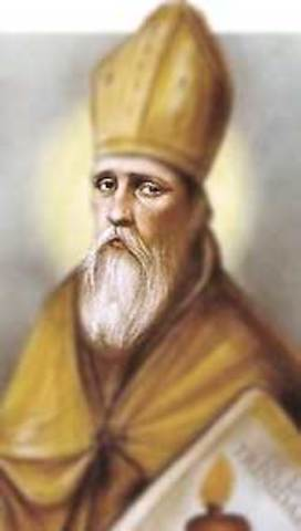 San Agustín de Hipona (354 – 430 d.c)