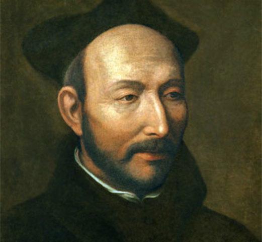 Ignacio de Loyola (1491-1556 d.c)
