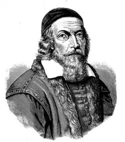 Jan Amos Comenius (1592 - 1670 d.c)