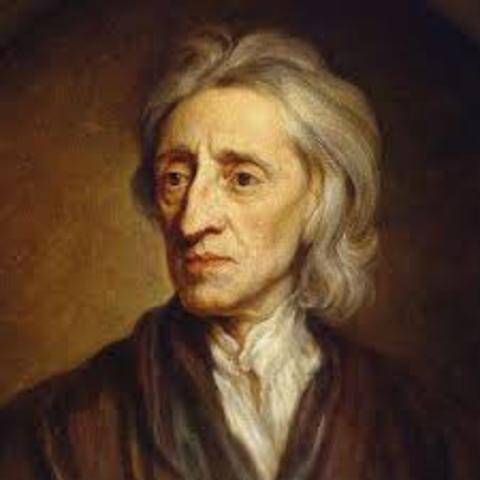 John Locke (1632 – 1704 d.c)