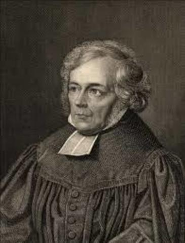 Friederich Schleiermacher (1768 – 1834 d.c)