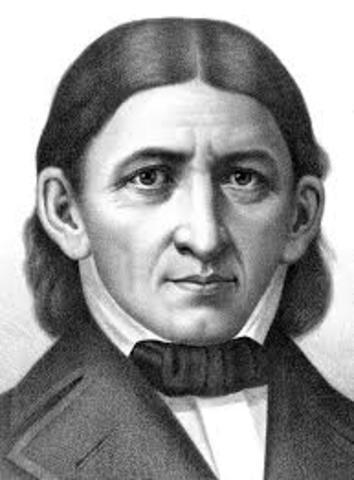 Frederick Froebel (1782 – 1852 d.c)