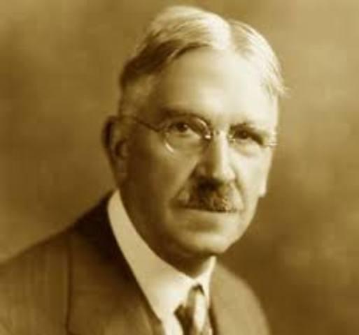 John Dewey (1859 - 1952 d.c)