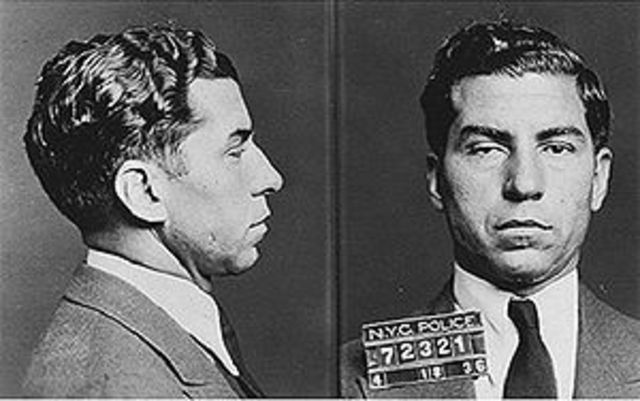 Lucky Luciano is born