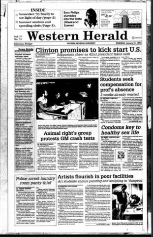 Clinton promises to kick start U.S.