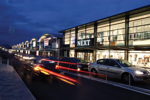 Westend Retail Park