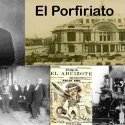 El Porfiriato timeline