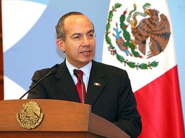 Calderón abre puertas a migrantes europeos