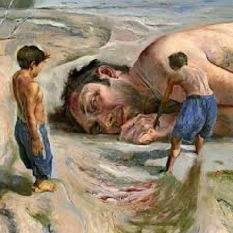 El ahogado más hermoso del muno (Gabriel García Marquez)
