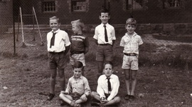 Infancia y Adolescencia timeline