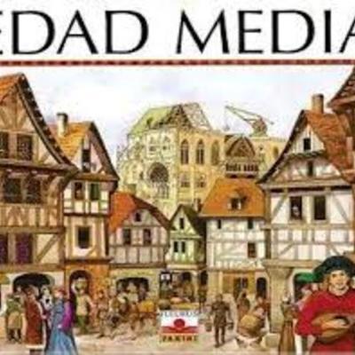 Historia Economica y social edad media timeline