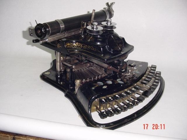 Maquina Crandall