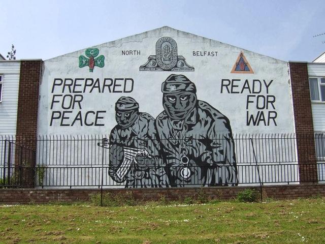 North Ireland Art