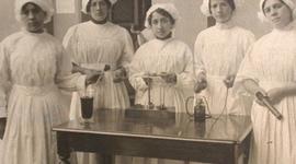 Historia de la medicina timeline