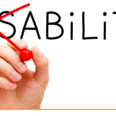 A Brief History of Disability and Enhancement timeline