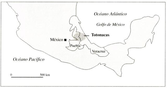 Inicios de la cultura totonaca