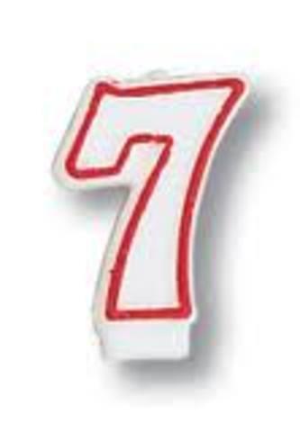 Turned 7