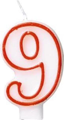 Turned 9