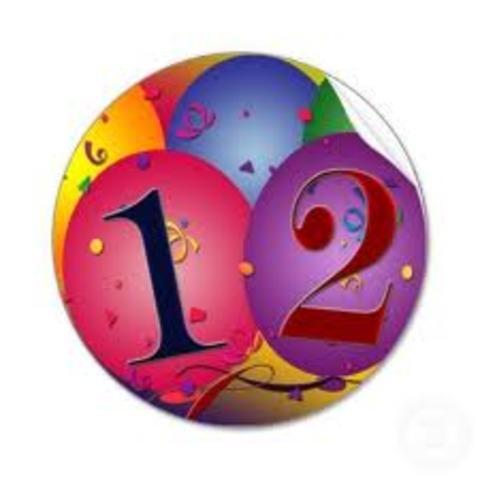 Turned 12