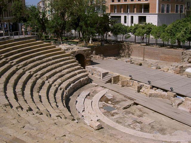 Roman Theater of Malaga