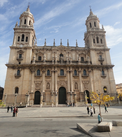 The Cathedral of Jaen