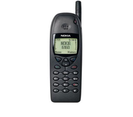 Nokia 6160.