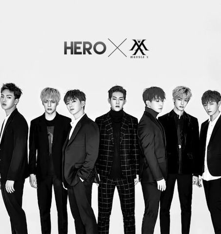 vídeo musical de Hero
