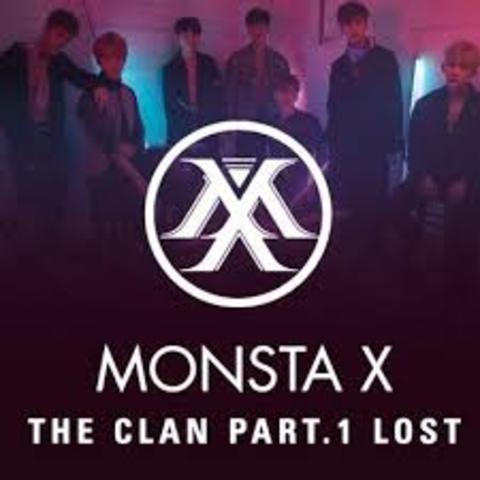 3° mini álbum The Clan, Part 1- lost