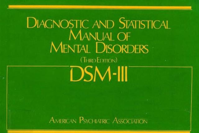 DSM-III