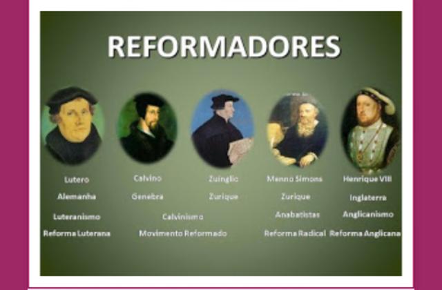PEDAGOGÍA- REFORMA