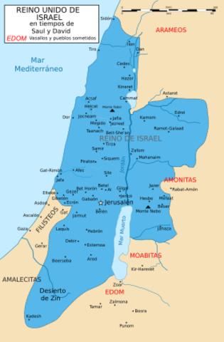 Unificación del reino judío