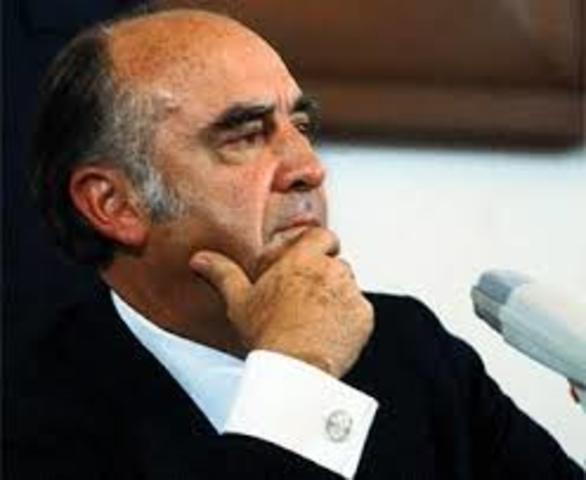 Fue elegido José López portillo como presidente