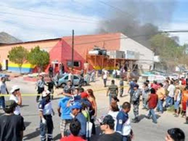Incendio en guardería abc
