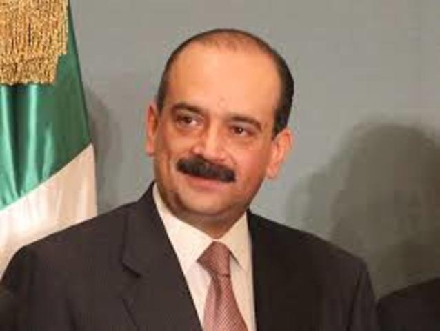 Muere Sebastían Lerdo de Tejada Covarrubias director general del ISSSTE