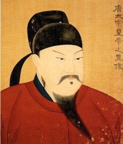 Tang Taizong (Second Emperor)