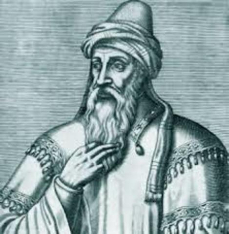 El sultán egipcio Saldino reconquista Jerusalén