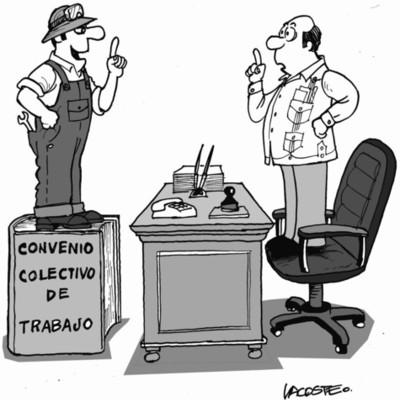 Derecho Laboral Colectivo timeline