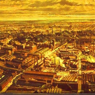 ''The Industrial Revolution'' timeline